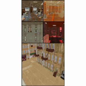 5 Standart Sets - RETEXTURED